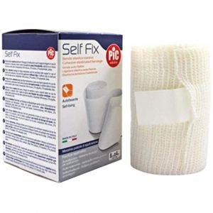 Isekleepuv elastne side 6 cm x 20 m - Self Fix, PIC