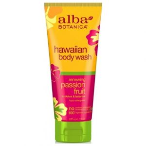Hawaiian Passion Fruit dušigeel 200ml - Alba Botanica