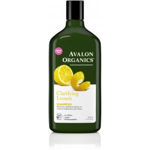 Sidruniõliga šampoon 325ml - Avalon Organics