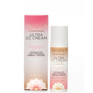 Jumestuskreem light SPF17, 30ml - Pacifica